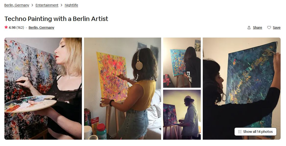 Airbnb capture for site